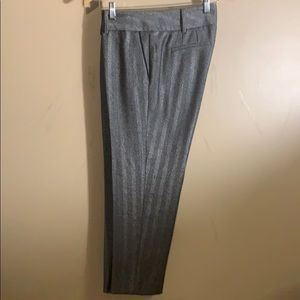Twill Wool Blend Fully Lined Dress Pant